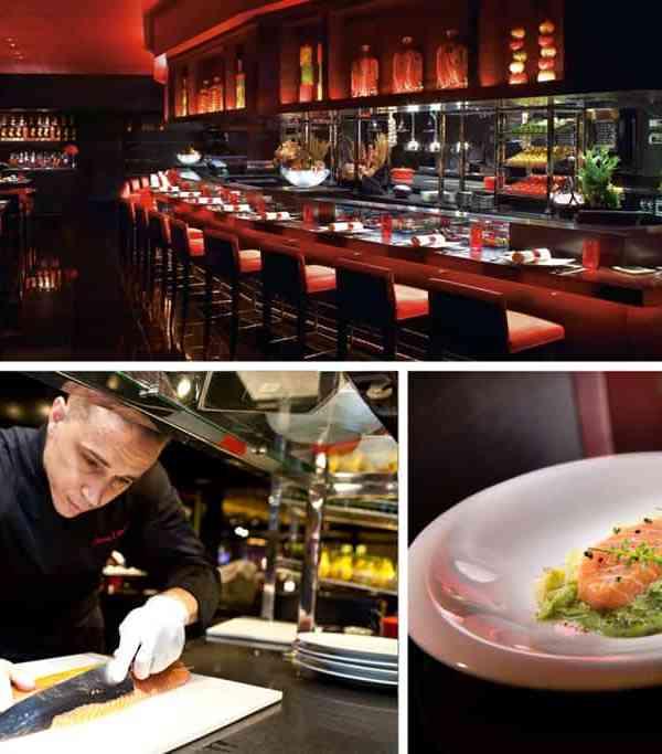 Joël Robuchon Restaurant - Best Romantic Restaurants In Las Vegas