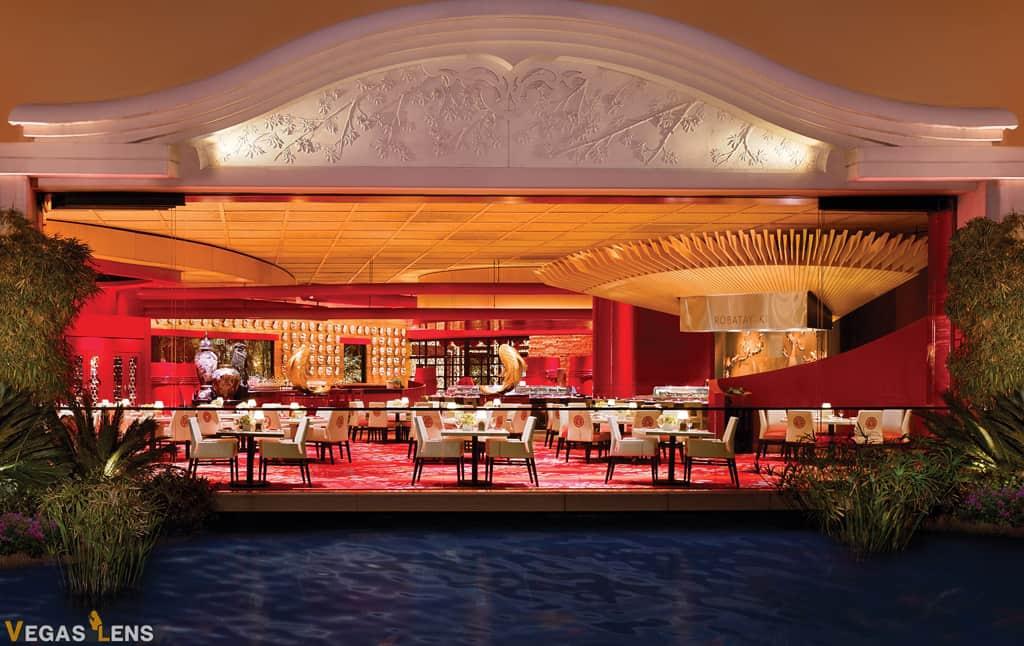 Mizumi - Romantic Restaurants In Vegas