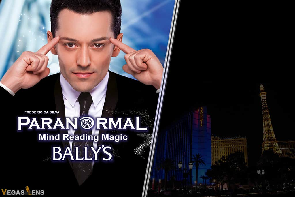 Paranormal - Afternoon shows in Las Vegas