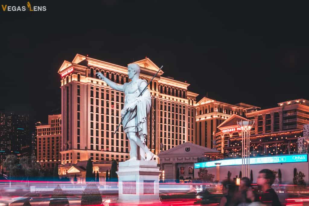 Caesars Palace - Pet friendly hotels in Las Vegas Nevada