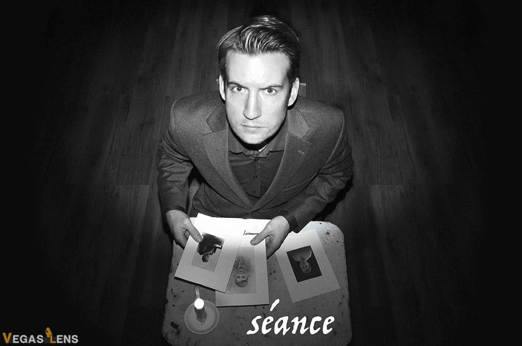 Seance - Vegas magic show