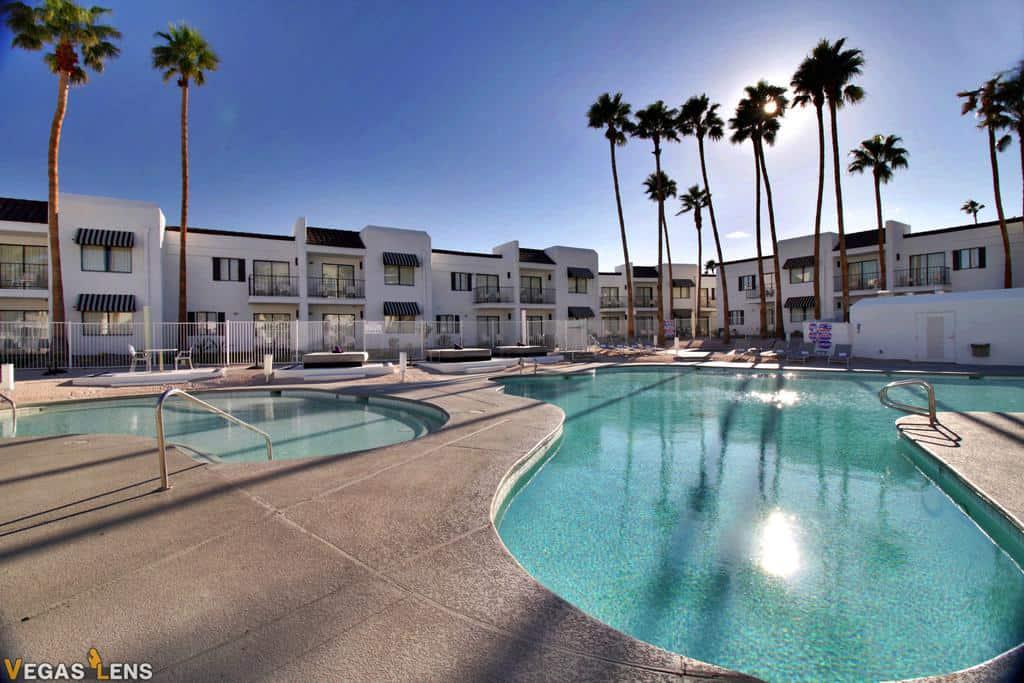 Serene Vegas - Pet friendly hotels in Las Vegas Strip