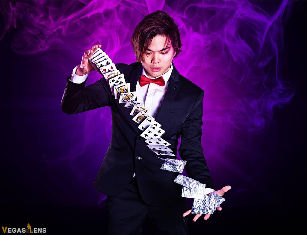 Shin Lim - Vegas magician shows
