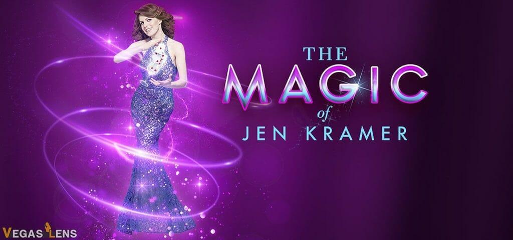 The Magic of Jen Kramer - Best magic show in Las Vegas