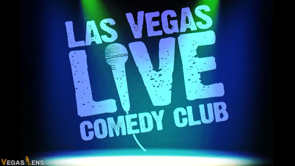 Las Vegas Live Comedy Club - Best comedy shows in Vegas