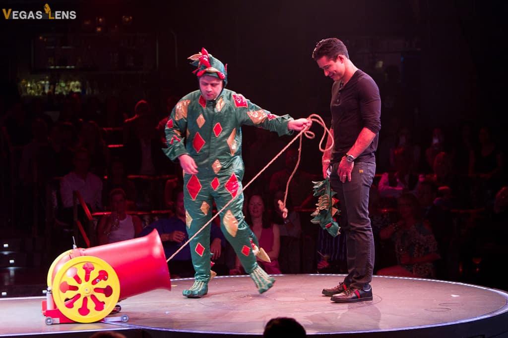 Piff the Magic Dragon - Las Vegas Comedians