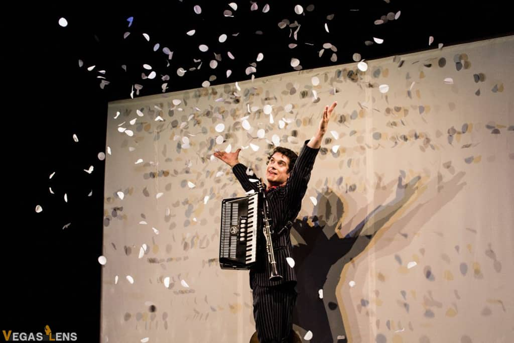 Xavier Mortimer's Magical Dream - Comedy shows in Vegas