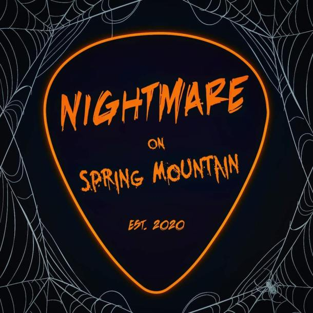 nightmare pop up bar halloween las vegas