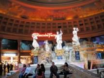 Caesars Palace Fountain Show Las Vegas