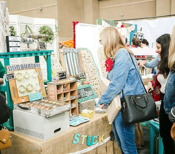 Queen Bee Market Buzzes into Holiday Shopping with First Fall Expo in Las Vegas Oct. 5-6