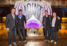 Chris Franjola, Josh Wolf, Jeff Wild, Steve Marmalstein at Prince inside The Joint