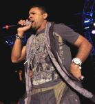 Shaggy performs poolside at Palms Pool & Bungalows