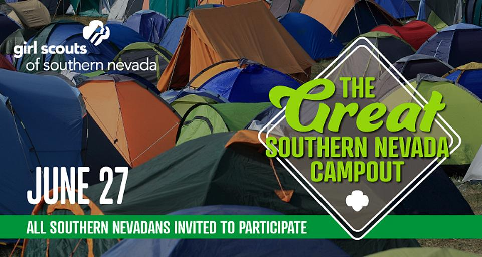 Girl Scouts of Southern Nevada Hosting First-Ever City Wide Virtual Campout; All Southern Nevadans Invited to Participate in Free Event