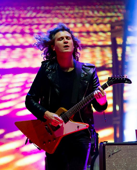 The Killers Perform at Life Is Beautiful Festival Day 2