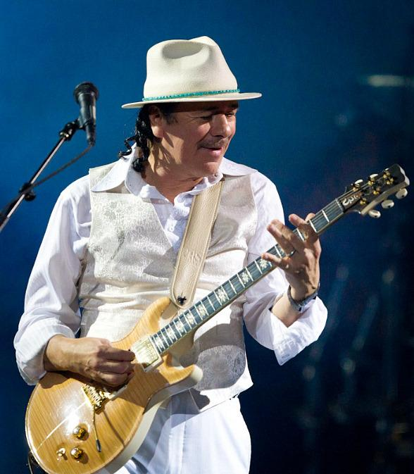 Carlos Santana Returns to The Joint at Hard Rock Hotel & Casino