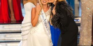 Teresa Scanlan becomes, Miss America. The 17-year old was named the youngest winner in pageant history.