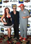 """Dancer April Leopardi Anneberg debuts as Murray's new lead assistant in """"MURRAY 'Celebrity Magician'"""" at Planet Hollywood in Las Vegas"""