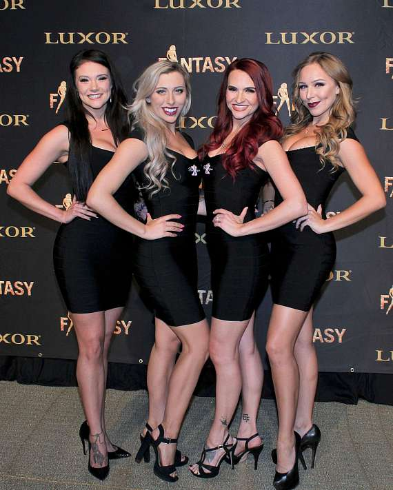"FANTASY to Debut 2019 ""The Golden Goddesses of FANTASY"" Calendar"