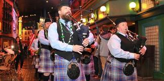 Celebrate St. Patrick's Day All Weekend Long With the Return of Celtic Feis at New York-New York Hotel & Casino, March 13-17, 2020