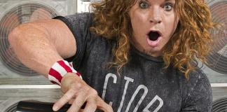 Carrot Top Brings the Party to The Hangover Bar Inside Madame Tussauds Las Vegas with Boozy Shot