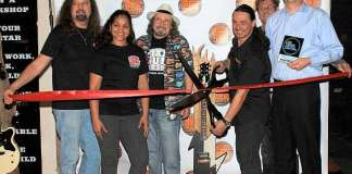 Sixx Gun Music to Open in Las Vegas; Boutique to Offer BYOGuitar Workshops, Speciality Guitars, and Events