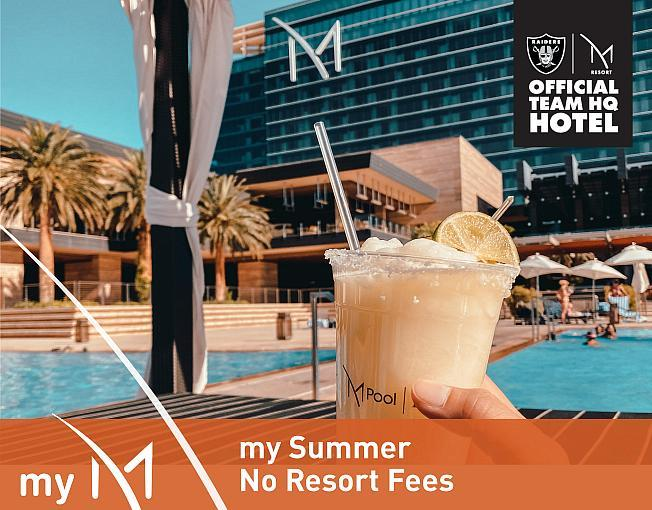 M Resort Spa Casino Amplifies Locals Experience with New my M Campaign