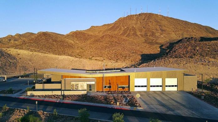 City of Henderson Opens Fire Station 85