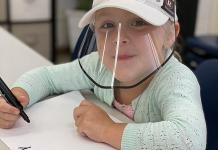 New White Paper Study Finds Face Shields Are Best Option For Schools Reopening