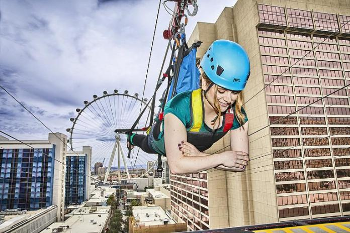 Fly Linq Zipline, Eiffel Tower Viewing Deck Announce Extended Hours of Operation