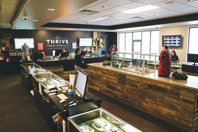 Thrive Cannabis Marketplace Now Hiring for New Southern Highlands Dispensary