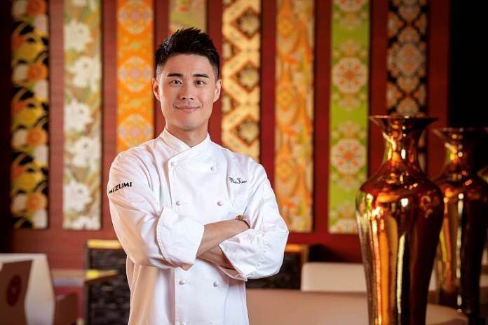 Min Kim Appointed Executive Chef of Mizumi at Wynn Las Vegas