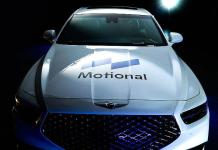The Hyundai Aptiv-Autonomous Driving Joint Venture Today Unveiled its New Name, 'Motional'