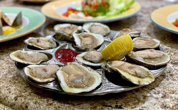 Big Sur Oyster Bar Inside South Point Hotel, Casino & Spa Celebrates Reopening With Updated Men