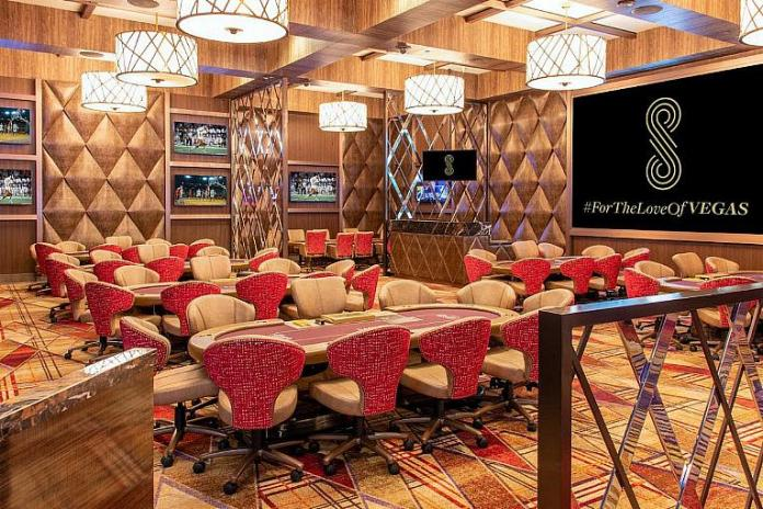 The Poker Room at SAHARA Las Vegas Launches New No Limit Hold'em Tournament on Saturdays