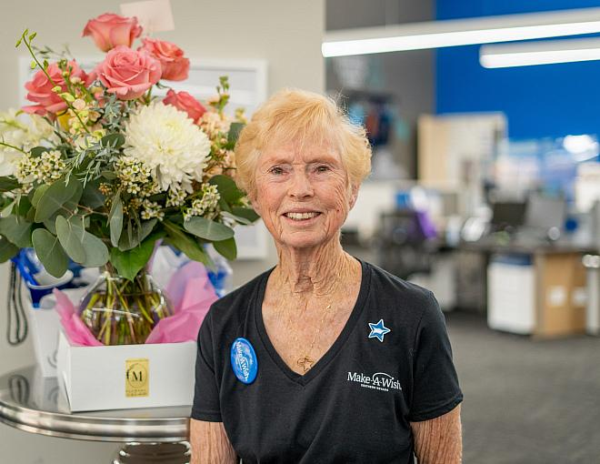 Longtime Make-A-Wish Southern Nevada volunteer one of two finalists for Lifetime Achievement Volunteerism Award from the 2020 Governor's Points of Lights Awards
