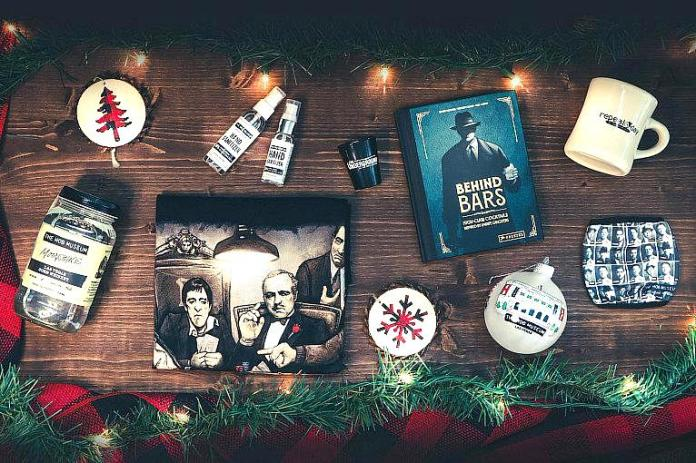 "The Mob Museum Launches Online Retail Store Featuring Holiday Gift Ideas, ""Merry Moonshine"" Collection"