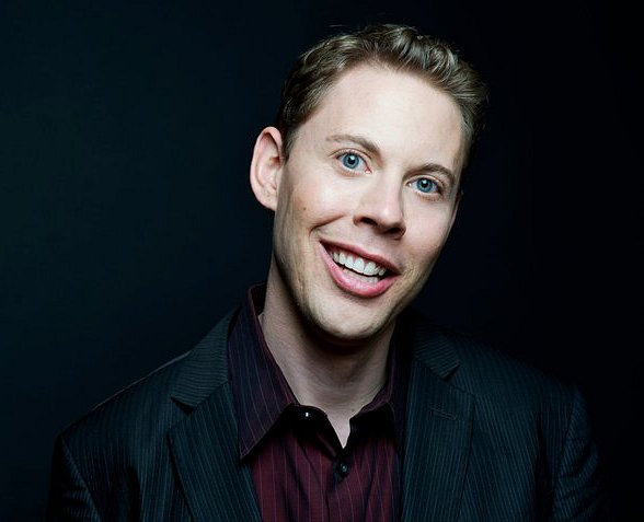 """""""Happy Face"""" Comedian Ryan Hamilton to Perform at the World-Famous Comedy Cellar at Rio All-Suite Hotel & Casino Aug. 6"""