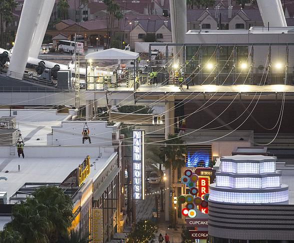 Winters Specials at The LINQ Promenade in Las Vegas; FLY LINQ is Now Open