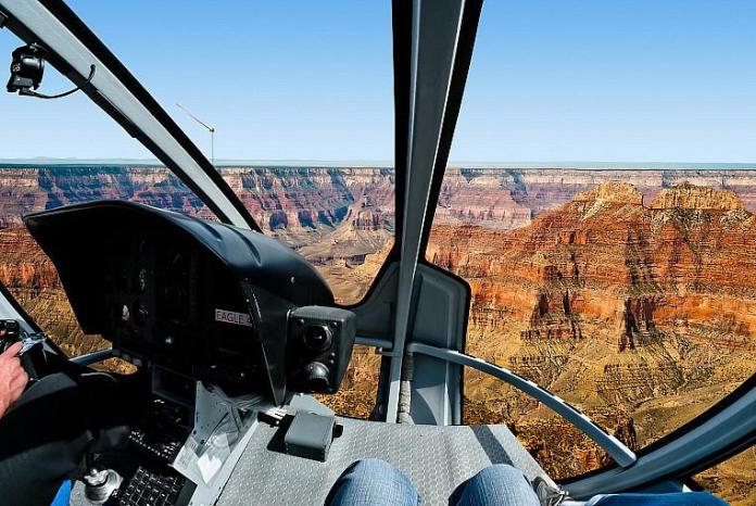 Papillon Grand Canyon Helicopters to Reopen June 11