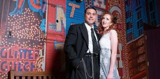 New Secret VIP Room Wedding in the Mob Museum's Underground Speakeasy Gives Nuptials Roaring 20s Flair