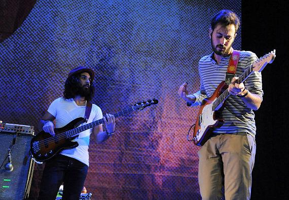 Young The Giant Performs at The Joint at Hard Rock Hotel Las Vegas