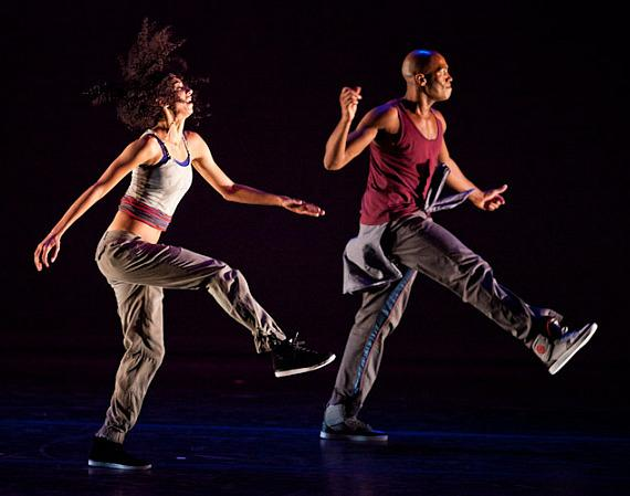 Alvin Ailey American Dance Theater Performs at The Smith Center For Performing Arts in Las Vegas