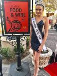 Miss Silver State Pageant at Tivoli Village in Las Vegas