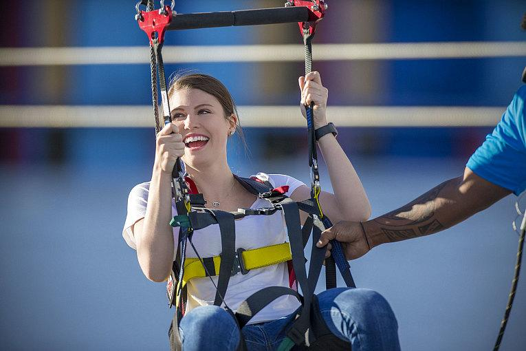 FLY LINQ Zipline, Eiffel Tower Viewing Deck to Reopen July 2 for Independence Day Weekend