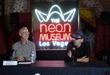 Neon Museum Announces Record-Breaking Attendance During Lost Vegas: Tim Burton @ The Neon Museum