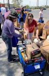 Nevada's Largest Mobile Food Pantry Celebrates its 5th Birthday with Annual White Party, July 13 – A Fundraiser to Help at-Risk, Low Income Families, Seniors and Children