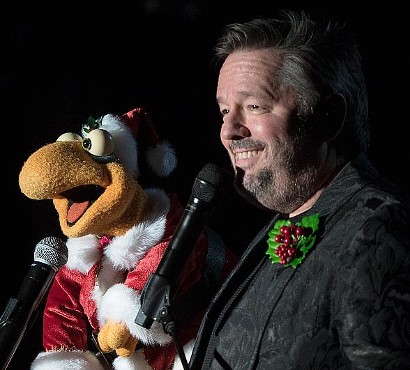 A Holiday Tradition Continues with 'A Very Terry Christmas 2, The Sequel' - Terry Fator's Annual Holiday Performances