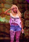 Nikki Minaj performs at Planet Hollywood Hotel & Casino in Las Vegas