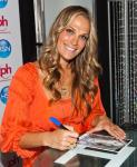 Molly Sims at HSN Live in Vegas at Planet Hollywood