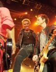 Billy Idol performs at The Pearl at The Palms Casino Resort